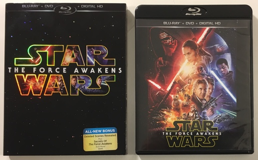 Star Wars: The Force Awakens - Movies Anywhere Digital HD Copy Code Only!