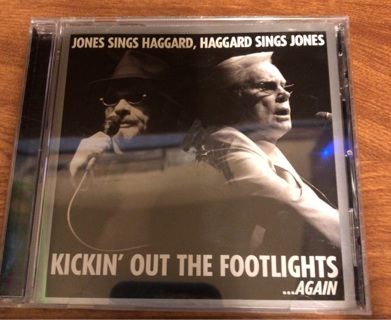 Kickin' Out the Footlights...Again CD