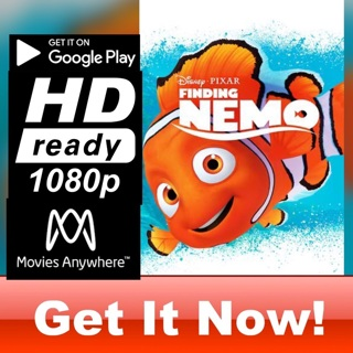 FINDING NEMO HD GOOGLE PLAY CODE ONLY