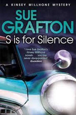 """""""S"""" IS FOR SILENCE (Kinsey Millhone #19) by Sue Grafton (HB/DJ-VGC/1st ED) #LLP20J1"""
