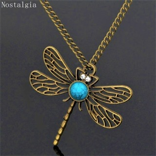 NEW DRAGON FLY NECKLACE