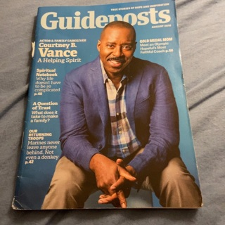 Set of 3 Guidepost Magazines