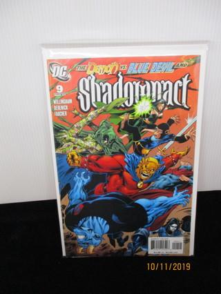 SHADOWNACT #9