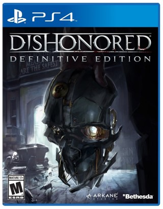 Dishonored Definitive Edition PS4 Code