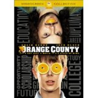 Orange County dvd widescreen