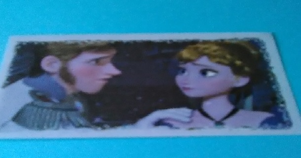 Frozen Sticker #59 For  Collectors