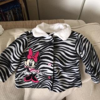 Disney Baby Jacket 0-3 Mths
