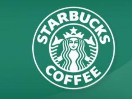 ~ LOW GIN ~ $5 Starbucks Gift Card DIGITAL ~ LOW GIN!!