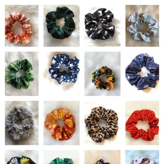 (READ DESCRIPTION) Tiered Mystery Scrunchie Auction