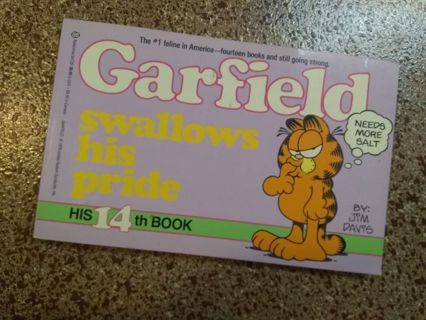 Garfield Swallows his Pride Garfield's 14thBook
