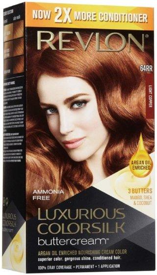 revlon hair color instructions