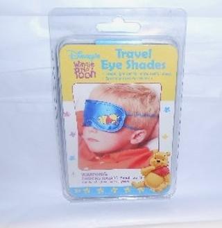 Disney Winnie the Pooh Travel Eye Shades Blindfold New/Sealed