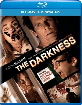The Darkness (Digital HD Download Code Only) **Horror** **Kevin Bacon** **Radha Mitchell**