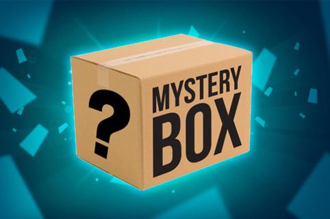Mystery box cost 100 USD!