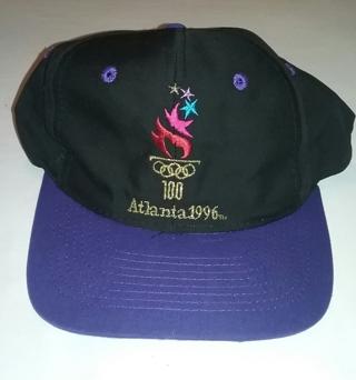 Brand New Vintage 96' Olympic Games Atlanta SnapBack Hat