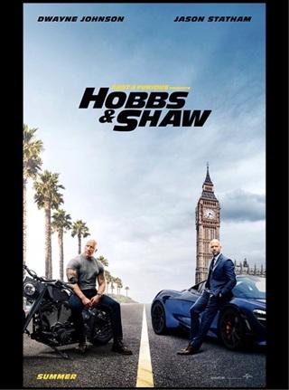Hobbs and Shaw Digital code