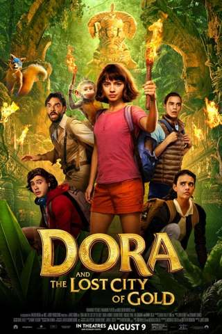 DORA AND THE LOST CITY OF GOLD (HDX) VUDU CODE ONLY