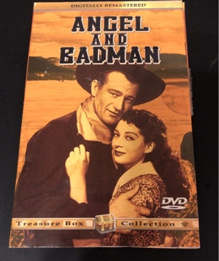 Angel and Badman DVD