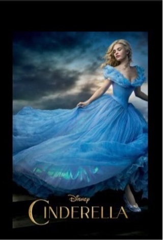 Cinderella digital HD live action for Google Play only