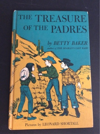 The Treasure of the Padres