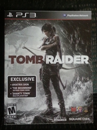 Tomb Raider Special Collector's Edition with Hardcover Dark Horse Comic book RARE!!!