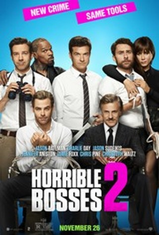 Horrible Bosses 2 UV digital copy code *GIN 88888!*