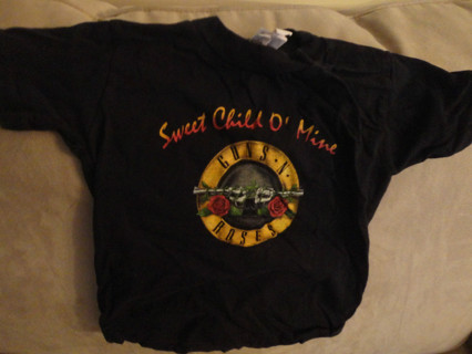 5e21df0f5cad Free: Guns N Roses Sweet Child O Mine T Shirt Size Toddler 2T - Baby ...