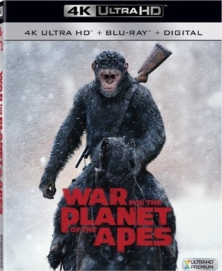 WAR FOR THE PLANET OF THE APES DIGITAL HD REDEMPTION CODE