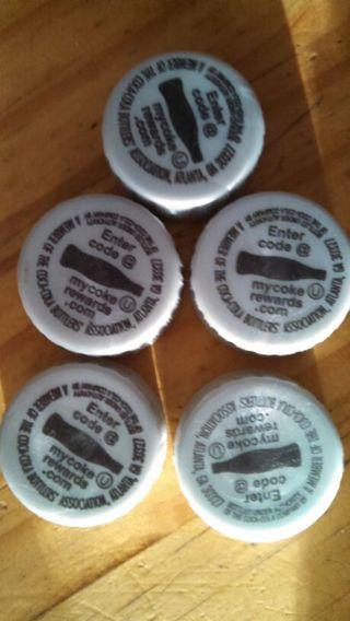 MCR 5 codes Coke Rewards