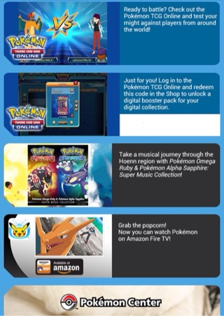 Free: Pokemon newsletter TCG online code   Video Game Prepaid