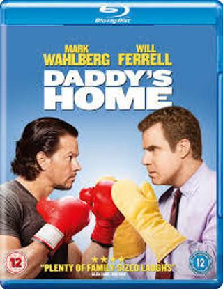 Daddy's Home - HD Vudu Digital Copy Code