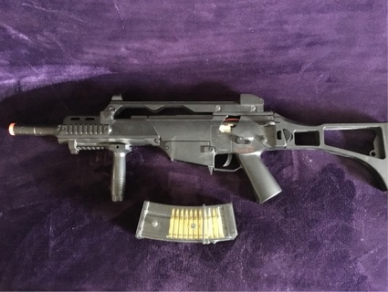 G36c Full Auto Battery powered Airsoft Rifle