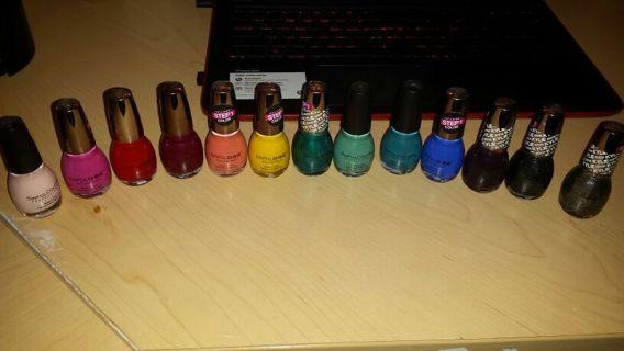 Sinful Colors Lot