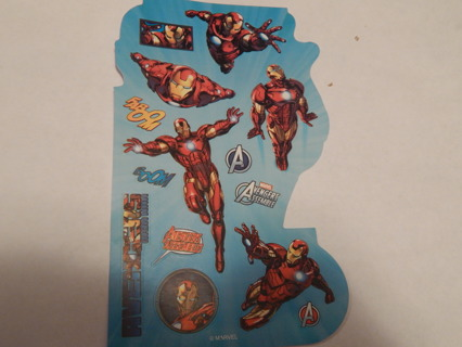 Iron Man stickers