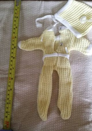 10 inch 2 pc Doll outfit, not for reborn