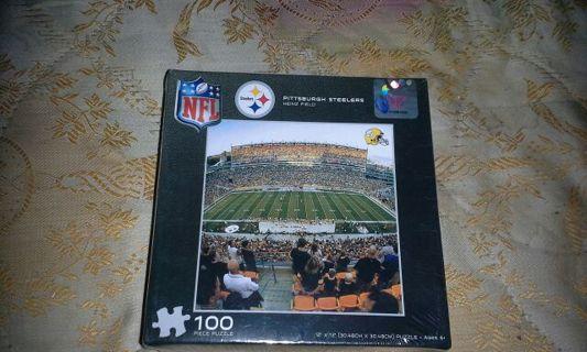 Steelers stadium puzzle