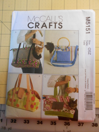 Free: Pet Carrier Sewing Pattern - Sewing - Listia.com Auctions for ...
