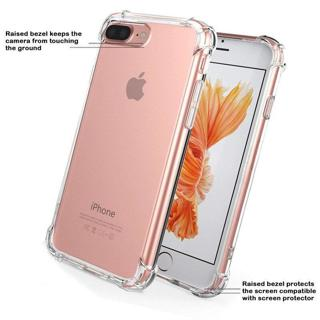 Ultra thin Clear Transparent TPU Silicone Case For iphone 6 6s 7 8 Plus x Protect Rubber Phone Cas