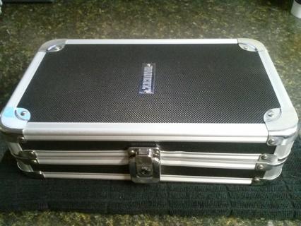 Vaultz Locking Cd/Dvd Case