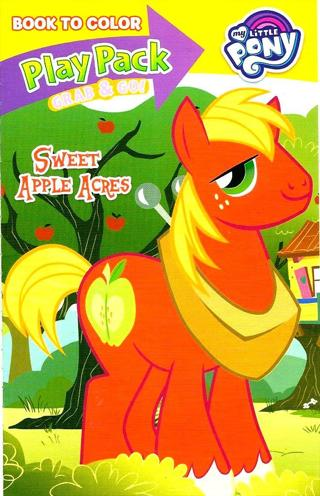 ❤️ ❤️ ❤️ ❤️ ☆SMALL COLORING BOOK AND STICKERS MY LITTLE PONY USE YOUR OWN CRAYONS☆ ❤️ ❤️ ❤️ ❤️