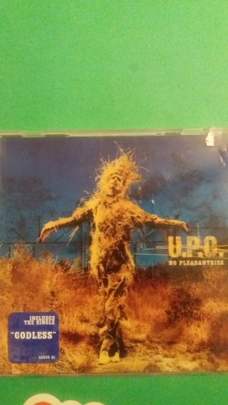 cd  u.p.o. no pleasantries free shipping