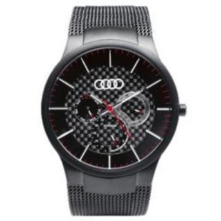 Free Skagen Carbon Fiber Titanium Watch Logo Audi Brandnew - Audi watch
