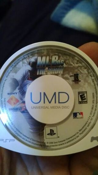 MLB 06 The Show for PSP
