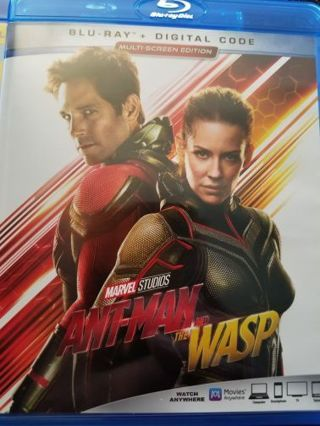 Antman and wasp digital code