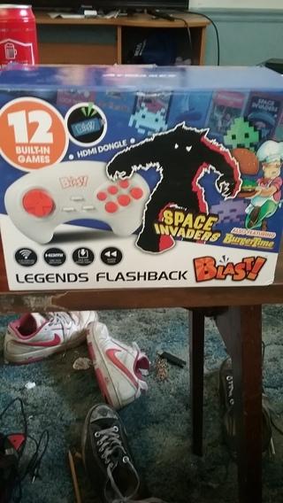 Factory sealed legend and activision flashback bundle