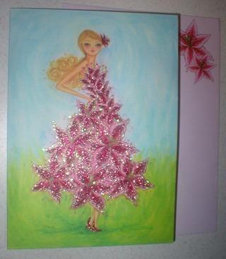Free nip birthday card papyrus bella pilar design sparkly nip birthday card papyrus bella pilar design sparkly pink lily girl bookmarktalkfo Images