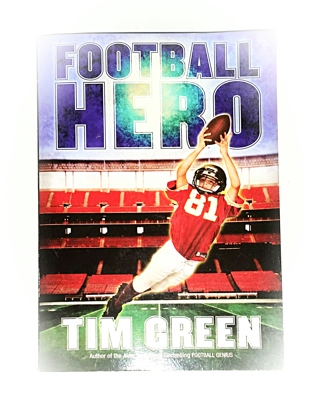 Football Hero by Tim Green