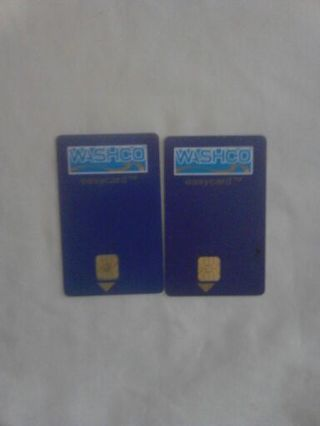 Free Washco Reloadable Cash Card Tarjeta Recargable 2 Other