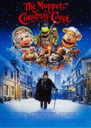 Muppets Christmas Carol dvd points