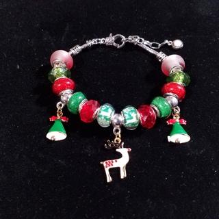 Sleigh Bells, Euro bracelet, Creations by Cris